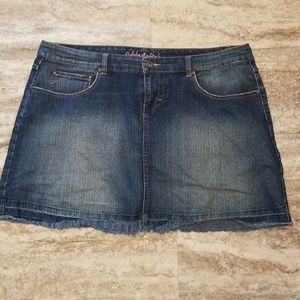 Denim Skirt size 20